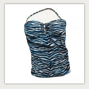 Carmen Marc Valvo Tankini Swimwear